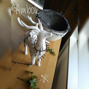 Bededero de Rudolf, lavabo de piedra.